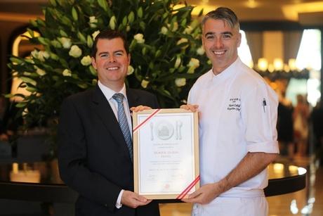 Dukes Dubai awarded Snail of Approval by Slow Food Dubai
