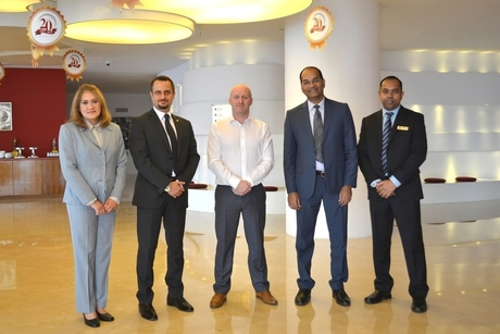 Dubai's Al Bustan conducts safety and security audit