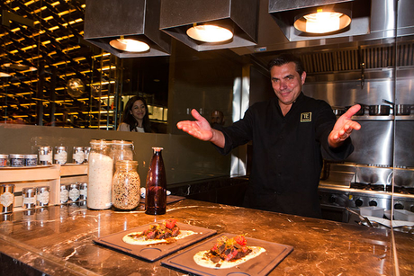 Chef interview: Todd English