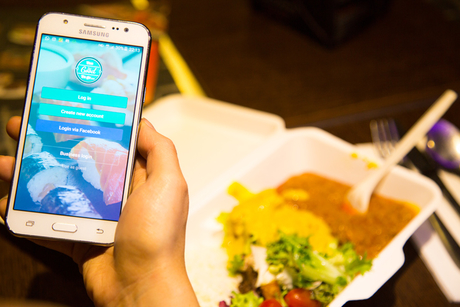 Novotel joins forces with an app to combat food waste