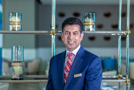 New director of F&B at Grand Millennium Hotel, Muscat