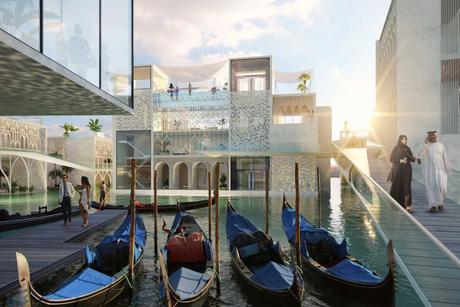 "New ""Floating Venice"" luxury hotel to be built off Dubai coast"