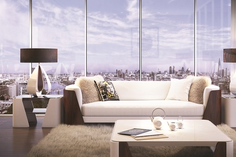 Damac and Versace partner to open London residence