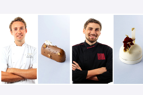 Middle East chefs showcase pastry skills on the global stage