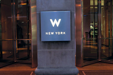 Marriott's W Hotels launches its own music record label