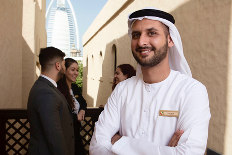EAHM names Emirati student as 'Jumeirah Intern of the Year'