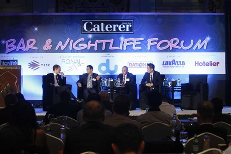 PHOTOS: Bars & Nightlife Conference 2012
