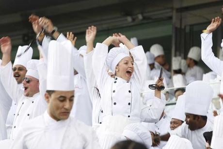 Dubai chefs make history in Loukmath cook-off