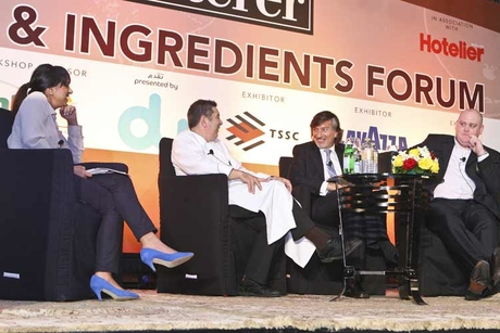 PHOTOS: Caterer's Chefs & Ingredients Forum