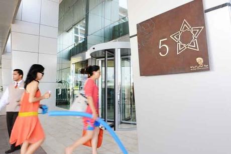 Abu Dhabi hotel occupancy hits five year high