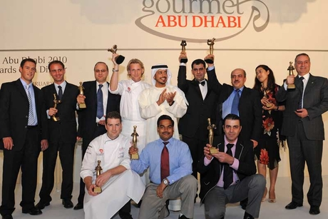 Abu Dhabi awards gourmet kings and queens