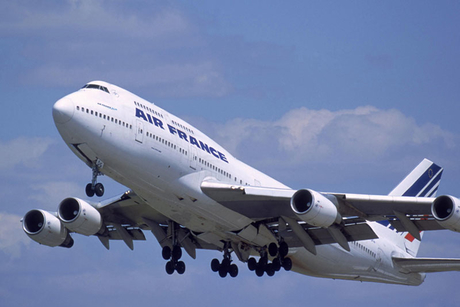 Air France scraps flights as crew strike continues