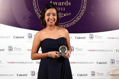Graziella Nieto triumphs as Bartender of the Year