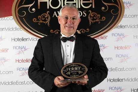 Movenpick Jordan GM is Hotelier's green champ 2011