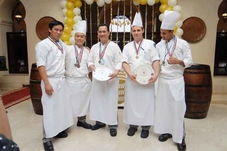 Concorde Fujairah wins at culinary competition
