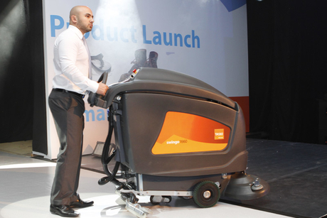 Diversey launches cleaning range for Middle East