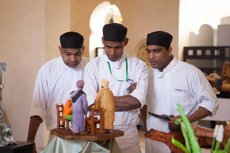 East Coast Culinary Competition: Chefs' thoughts