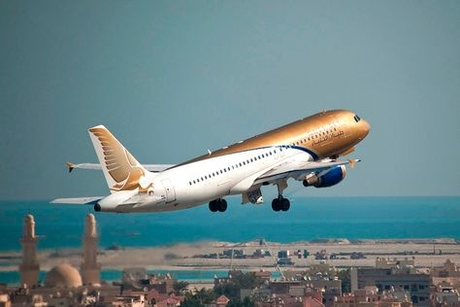 Gulf Air launches world-first live TV on aircraft