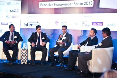 Outsourcing issues debated at Housekeeping Forum