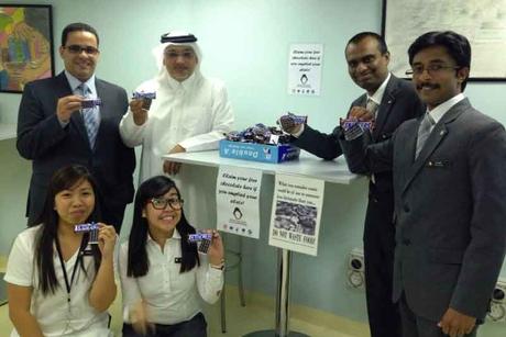 Intercontinental Doha introduces 'No Bin Day'
