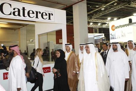 LIVE FROM GULFOOD 2012: DAY ONE
