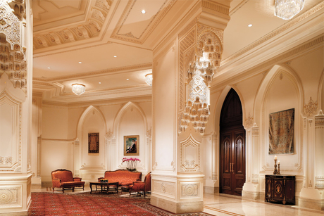 10 THINGS YOU DIDN'T KNOW: Al Bustan Palace Oman