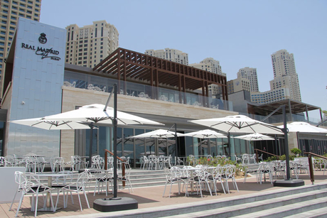World's first Real Madrid Cafe opens in Dubai
