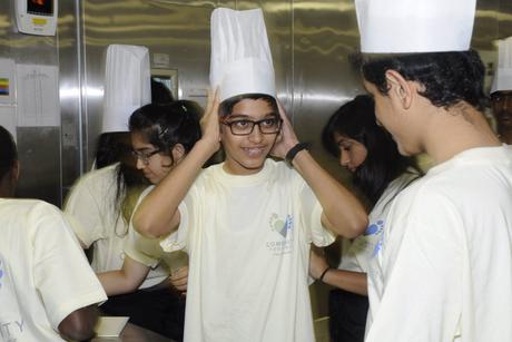 PHOTOS: Ritz-Carlton teaches children life skills