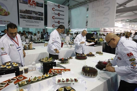 Salon Culinaire important for education, not wins