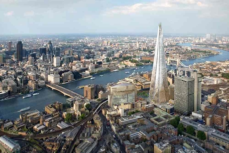 Shangri-La, The Shard opens for reservations