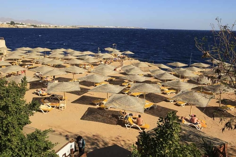 Red Sea hotel occupancies expected to fall by 80%