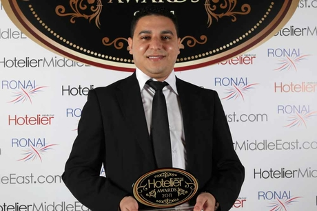 Hotelier awards Aloft's innovative outlet manager
