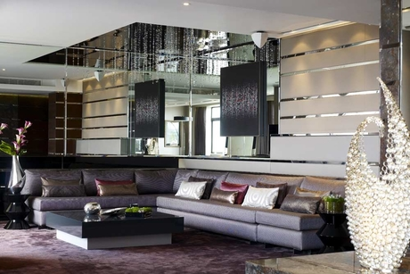 Jumeirah Group unveils new Royal Suite in London