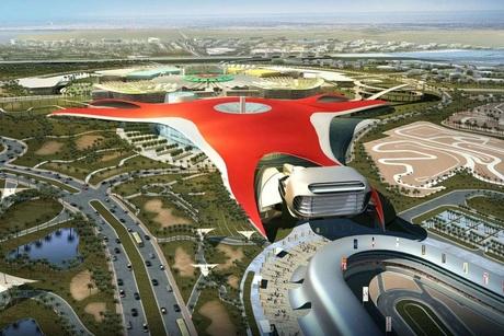 Ferrari World to launch new attraction in 2014