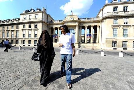 Air France rules women can wear burqas on flights