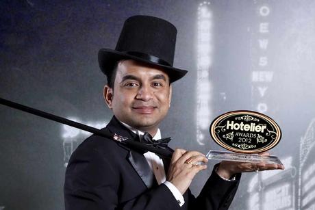 Holiday Inn Kuwait's Shukla is a happy housekeeper