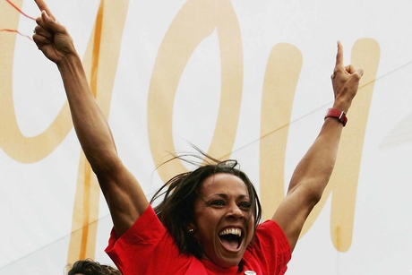 Gulf can host the Olympics, says Dame Kelly Holmes