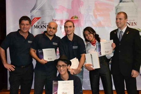 Monin Cup cocktail competition results are out