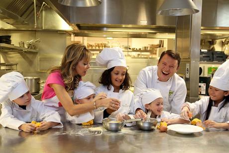 Intercontinental rolls out new menu for children