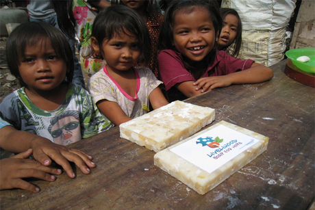 Case study: Soap for hope