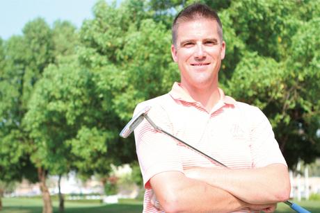 DAY IN THE LIFE: Dubai golf instructor Stuart Fee