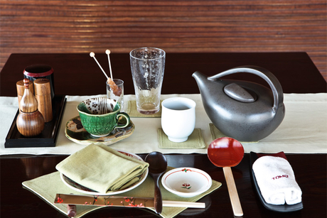 Top Tables: the importance of tableware