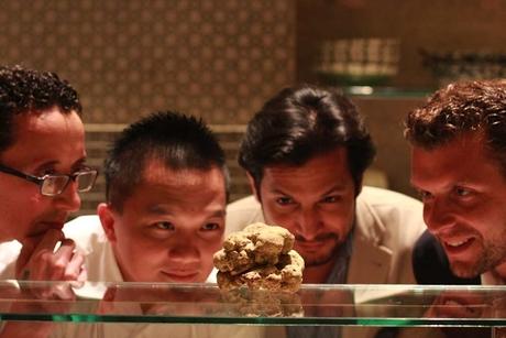 Zuma Dubai sources biggest truffle worth $14,000