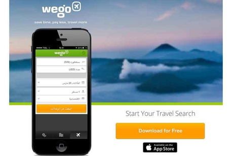 Wego launches  Arabic metasearch app for iOS