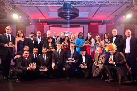PHOTOS: Hotelier Middle East Awards 2013 winners