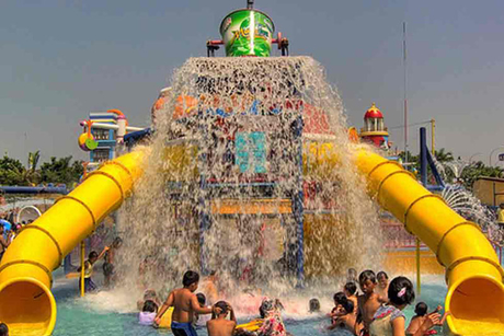Making a splash: Top 10 Middle East water parks