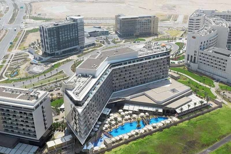 EXCLUSIVE: New Yas Island beach to open end of Oct