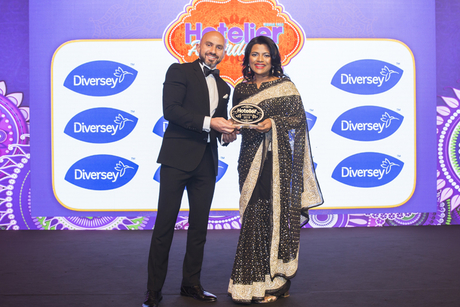 Mehrotra sweeps the competition aside with Housekeeper of the Year win