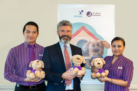 Premier Inn Hotels launches new initiative to support canine welfare in the UAE