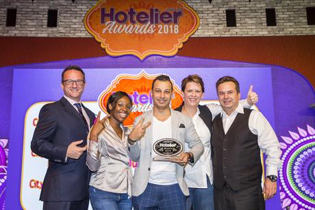 Rove Dubai Marina wins first Mid-Market Hotel Team of the Year award